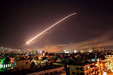 Syrian Air Defenses Respond to Israeli Aggression